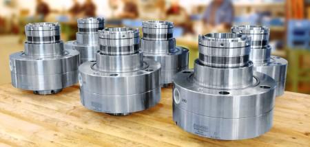 Fluiten TRHD double cartridge metal bellow seals