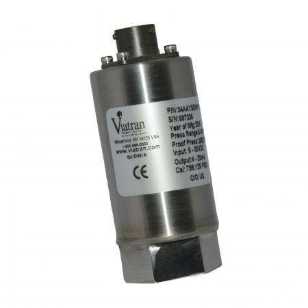 Viatran Model 34A pressure transmitter