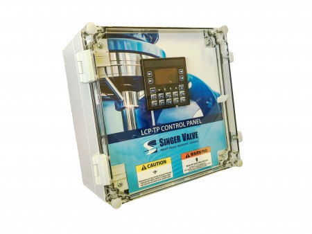 New Singer LCP-TP single process level controller