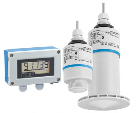 Endress+Hauser FMR10 and FMR 20 level transmitters