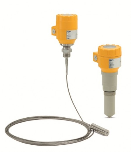 GF Piping Systems' new radar level transmitters