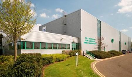 NEL's laboratory in East Kilbride