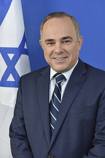 Yuval Steinitz, image courtesy of Shlomi Amsalem via Wikimedia Commons