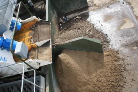 Sorted waste. Image courtesy of CDEnviro