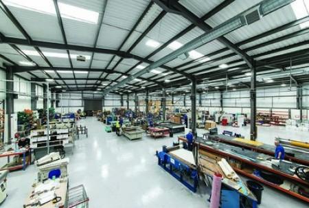 Inside J.A. Harrison's new facility