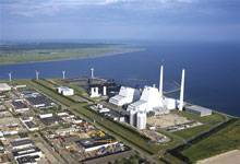 The plant will power half a million homes