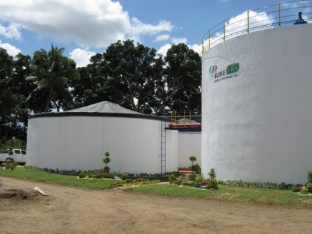 The Filipino company is investing in bioenergy projects