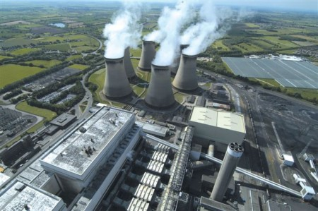 One of the boilers at Drax will be fired with biomass only