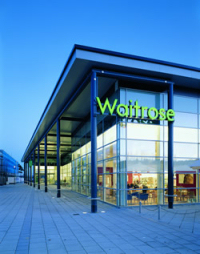 The first fully biomass-powered Waitrose will consume woodchips