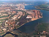Helius Energy has chosen the port of Southampton as the location of its next biomass project