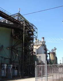 Greenleaf Power's second purchase is a 28MW biomass power plant located in Scotia