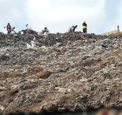 The plant will generate 4MW of power from landfill waste