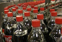 Coca-Cola will supply its soft drinks in biomethane-powered trucks during the 2012 Olympic Games