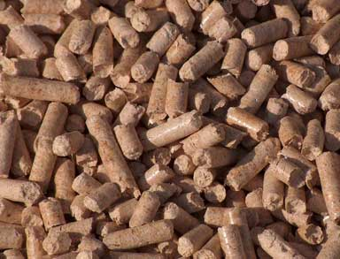 The plant will manufacture 125,000 tonnes of wood pellets