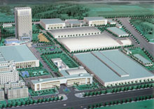 What the biomass power plant in Marigat will look like