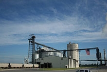 The plant in Iowa will be converted so that it can process corn residue into cellulosic ethanol