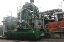 The Pyroil International plants will produce energy from waste, mostly plastic