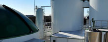 The biogas plant will generate 4.2MW from 90,000 tonnes of food waste