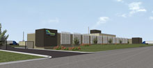 Construction on the SaniGreen AD plant will begin in Q3 2013