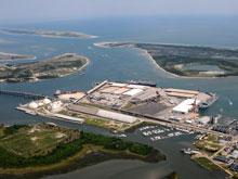 Port of Morehead City - Source: North Carolina Ports