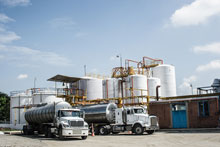 HEP are to build a new storage terminal in Brownsville, Texas