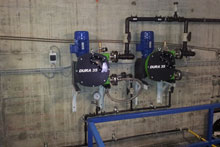 Verderflex utilised its Dura 35 peristaltic hose pump was used for this application