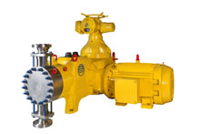 The Primeroyal X metering pump for deep offshore well applications