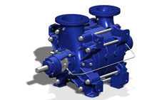 KSB Multitec DN 200 high-pressure pump provides operators with an enhanced service life