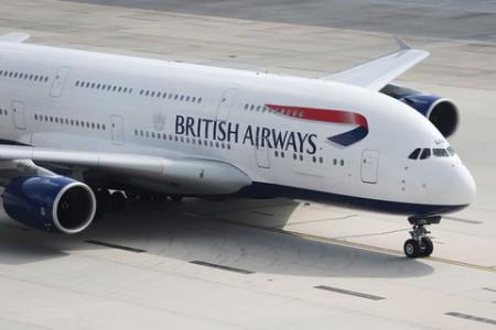 British Airways A380 Airbus copyright British Airways