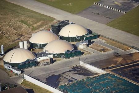 Agrigen - a 5MW farmer-owned AD plant in Suffolk choose HRS 3-Tank Batch Sludge Pasteuriser