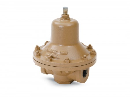 Cashco Model BR back pressure regulator
