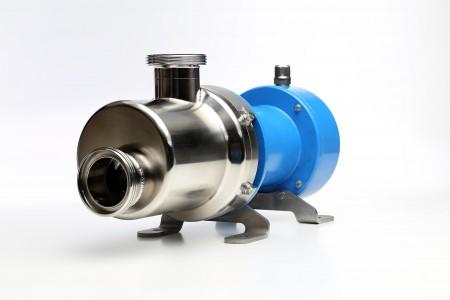ITT Bornemann SLH-4U twin-screw pump