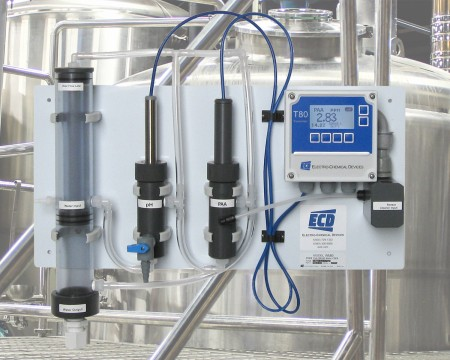 ECD PA80 PAA analyser for food, pharma, and medical industries