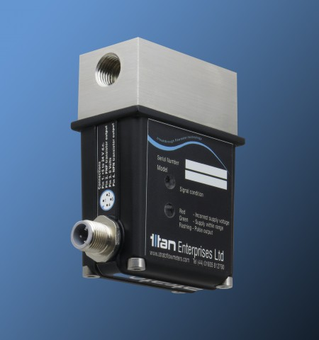 Titan Process Atrato encases the company's flow measurement technology in a durable housing