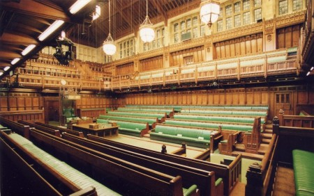 House of Commons copyright UK Parliament