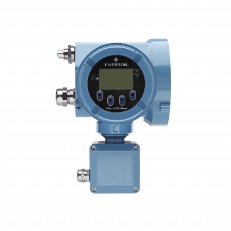 Emerson's upgraded Micro Motion 5700 transmitter increases the ease of installation