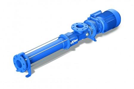 Wangen Xpress pumps handle thick and viscous liquids