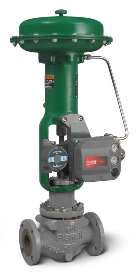 Fieldvue DVC6200p digital valve controller