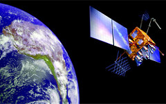The world's second largest space company, is to build a satellite that that will measure forest biomass. Copyright bmaltais