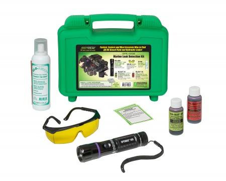 Spectronics marine detection kit