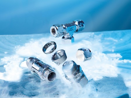 Schwer's twin ferrule fittings have passed the rigorous DNV-GL tests