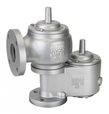 Pentair is the first to release fully API 2000 compliant full lift valves
