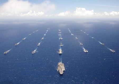 USS John C. Stennis fleet