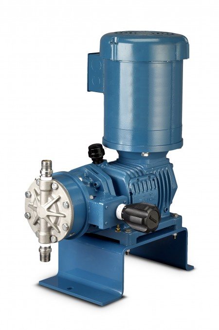 Neptune MP7100 mechanically actuated diaphragm metering pump