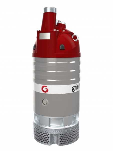 Grindex's new maxi SH high head drainage pump