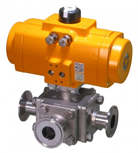Assured Automation's new 30D Series valves are FDA and USDA certified