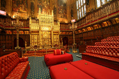 House of Lords. Copyright UK Parliament