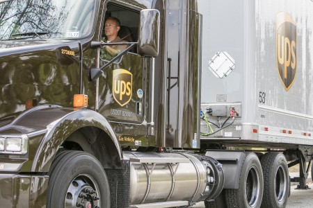 UPS has deepened its commitment to alternative fuels