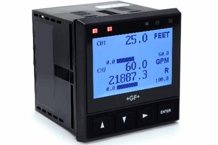 GF Signet 9950 dual channel transmitter