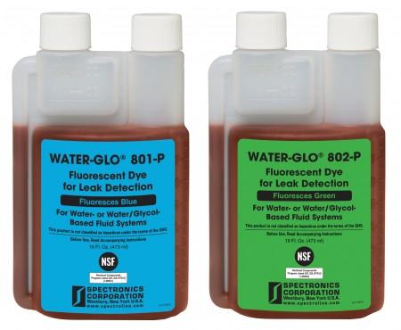Chempoint will market Spectronics' Water-Glo leak detection dyes in the EMEA region